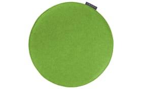 Sitzkissen Avaro in grün, 35 cm