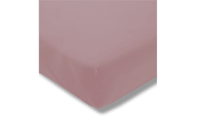 Spannbettlaken Fein Jersey in flieder, 100 x 200 cm