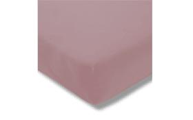 Spannbettlaken Fein Jersey in flieder, 150 x 200 cm