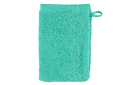 Waschhandschuh Lifestyle uni in peppermint, 16 x 22 cm