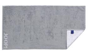 Duschtuch Joop! Classic Doubleface in silber, 80 x 150 cm