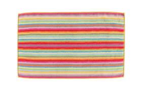 Duschvorleger Lifestyle Streifen in multicolor hell, 50 x 80 cm
