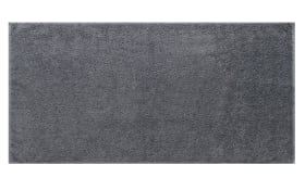 Gästetuch in anthrazit, 30 x 50 cm