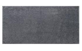 Gästetuch s.Oliver in anthrazit, 30 x 50 cm