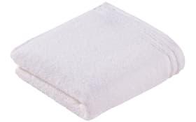 Handtuch Calypso Feeling in weiß, 50 x 100 cm