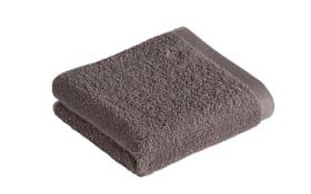 Handtuch High Lite in pepplestone, 50 x 100 cm