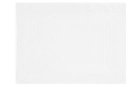 Badvorleger New Generation in weiß, 50 x 70 cm