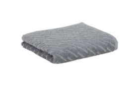 Handtuch Snuggy-B in sterling, 50 x 100 cm