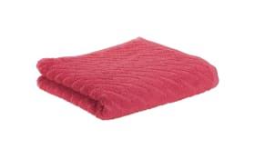 Handtuch Snuggy-B in maroon, 50 x 100 cm