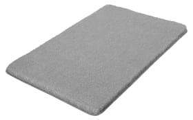 Badteppich Relax in grau, 55 x 65 cm