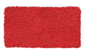 Badteppich Trend in rot, 55 x 65 cm