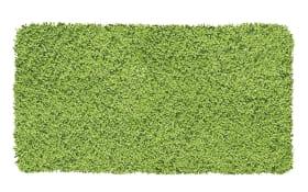 Badteppich Trend in kiwigrün, 55 x 65 cm