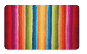 Badteppich Funky in multicolor, 60 x 90 cm