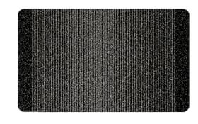 Badteppich Singapur in schwarz, 55 x 65 cm