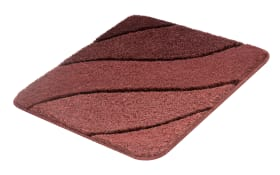 Badteppich Serenade in rouge, 50 x 60 cm
