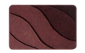 Badteppich Serenade in rouge, 60 x 90 cm
