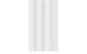 Duschvorhang Sparkle in weiß, 180 x 200 cm