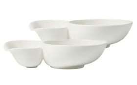 Suppenschalen Soup Passion in weiß, 2-teilig