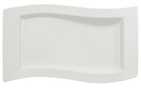 Servierplatte New Wave, 49 x 30 cm