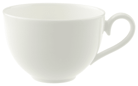 Kaffeetasse Royal in weiß,  0,20 l