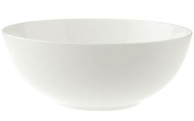 Schüssel Royal in weiß, 21 cm