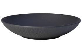 Schale Manufacture Rock in schwarz, 24 cm