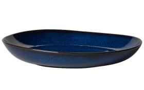 Schale Lave Bleu in blau, 28 cm