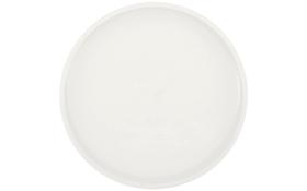 Speiseteller Artesano Original in weiß, 27 cm