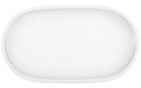 Beilagenschale Artesano Original in weiß