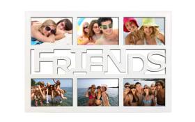 Collagerahmen  mit Motiv: Friends, 10 x 15 cm