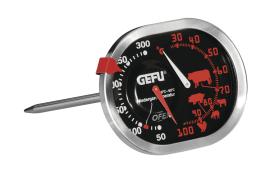 Braten- und Ofenthermometer aus Edelstahl
