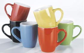 Kaffeebecher in verschiedenen Farben 350 ml