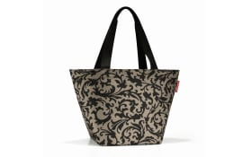 Shopper M in baroque taupe, 51 x 30,5 cm