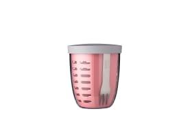 Fruitpot Ellipse in nordic pink, 600 ml