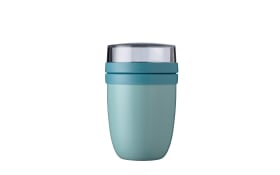 Thermo Lunchpot Ellipse in nordic green, 16,9 cm