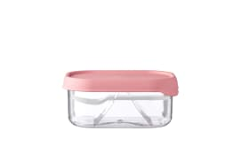 Fruitbox Ellipse in nordic pink, 250 ml