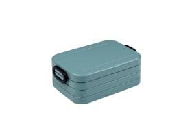 Lunchbox Take a Break in nordic green, 12 x 18,5 cm
