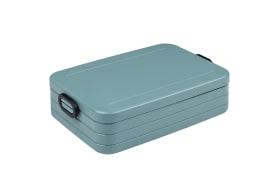 Lunchbox Take a Break in nordic green, 25,5 x 17 cm