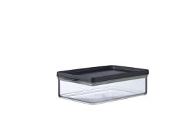 Kühlschrankdose Omnia in black, 1,2 l
