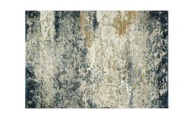 Teppich Canyon in beige/petrol, 200 x 290 cm
