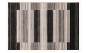 Teppich First Andano in grau-mix, 65 x 130 cm