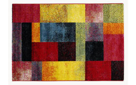 Teppich Happiness New Shimmer in multicolor, 65 x 130 cm