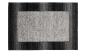 Teppich Villa Bora in grau, 65 x 130 cm