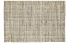 Teppich Delima Tarek in beige-silber, 70 x 140 cm
