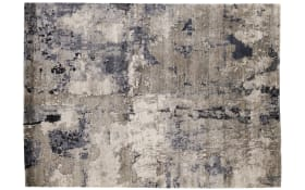 Teppich Signature Earth in grau-mix, 70 x 140 cm