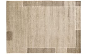 Teppich Luwasa in marmor, 60 x 90 cm