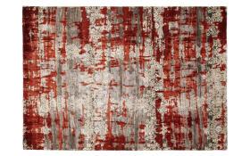 Teppich Signature Fusion in braun-rot, 170 x 240 cm