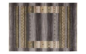 Teppich Ovation Lorin in grau, 50 x 77 cm