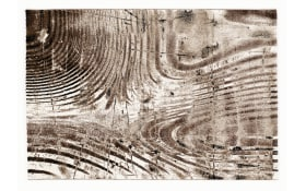 Teppich Heavy Kajago in beige/hellbraun, 80 x 150 cm