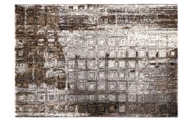 Teppich Heavy Abeno in beige/hellbraun, 80 x 150 cm